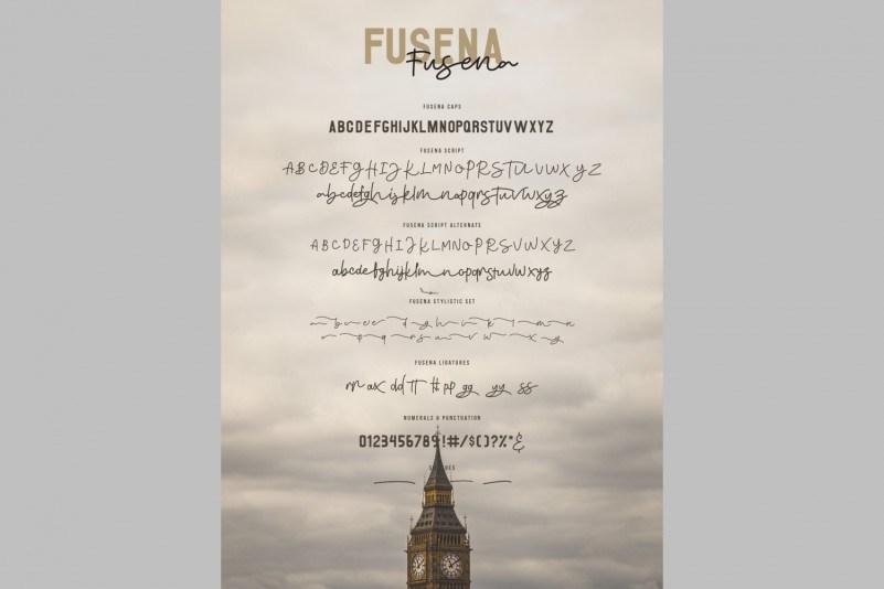 Fusena-Duos-Handwritten-Font-2