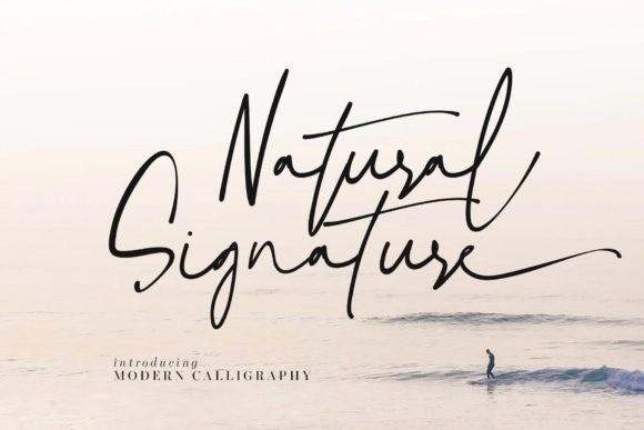 Natural-Signature-Font-1