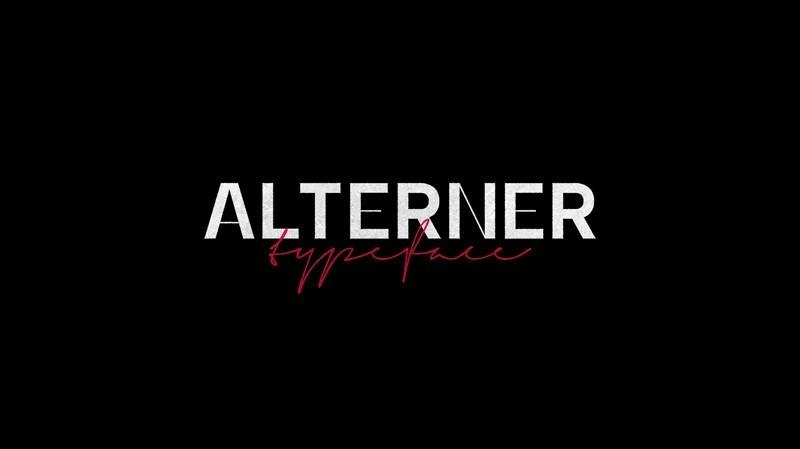 alterner-sans-serif-font