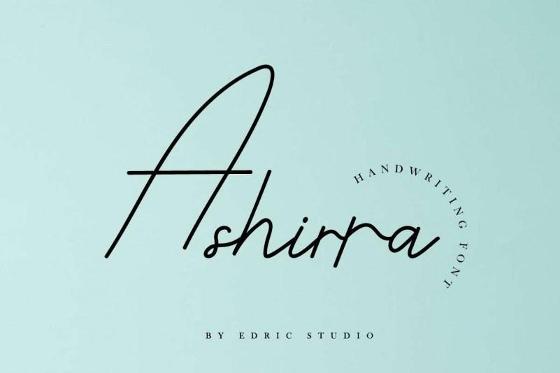 ashirra-font