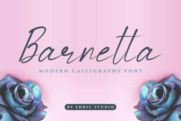 Barnetta Font