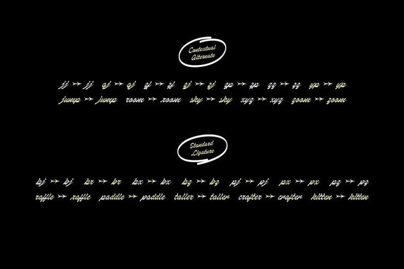 dosescript-font-1