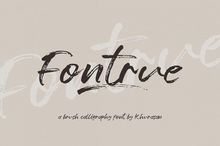 fontrue-font