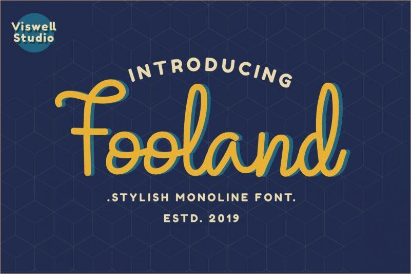fooland-font