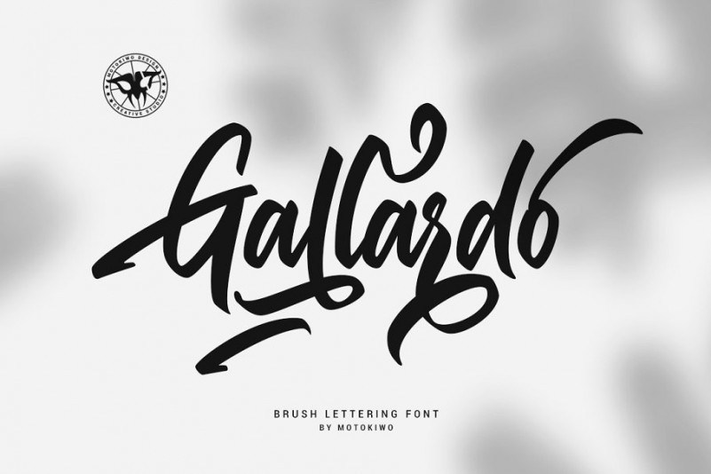gallardo-script-font