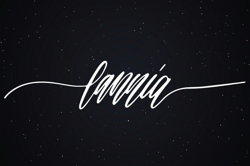 lannia-font