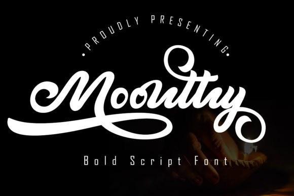 Moonthy Font