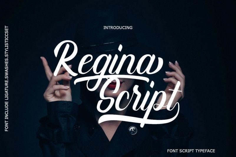 regina-font