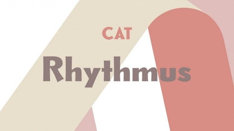 rhythmus-font