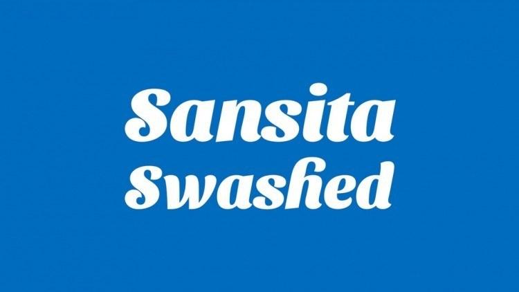 sansita-swashed