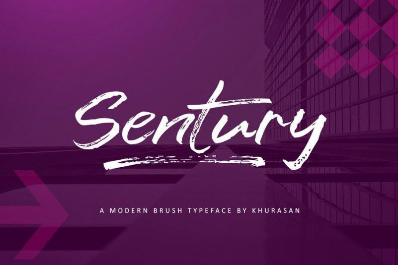 sentury-font