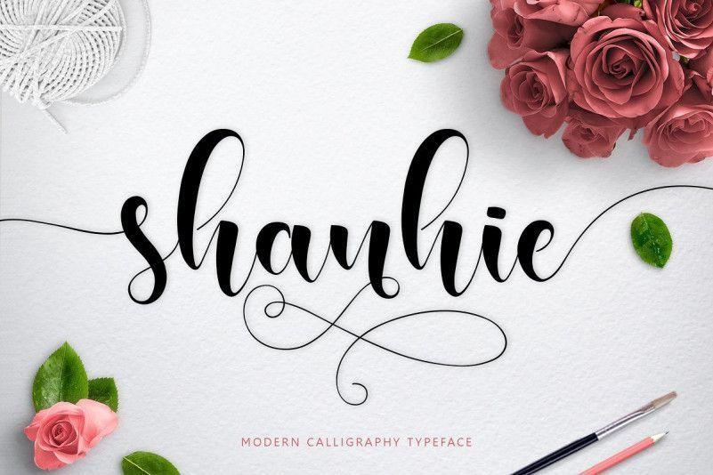 shanhie-script-font