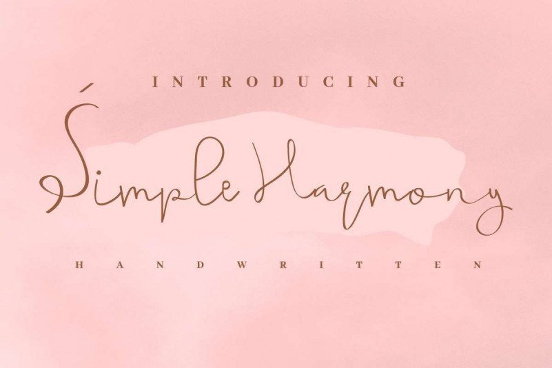 simple-harmony