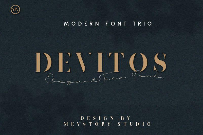 Devitos-Modern-Elegant-Serif-Font
