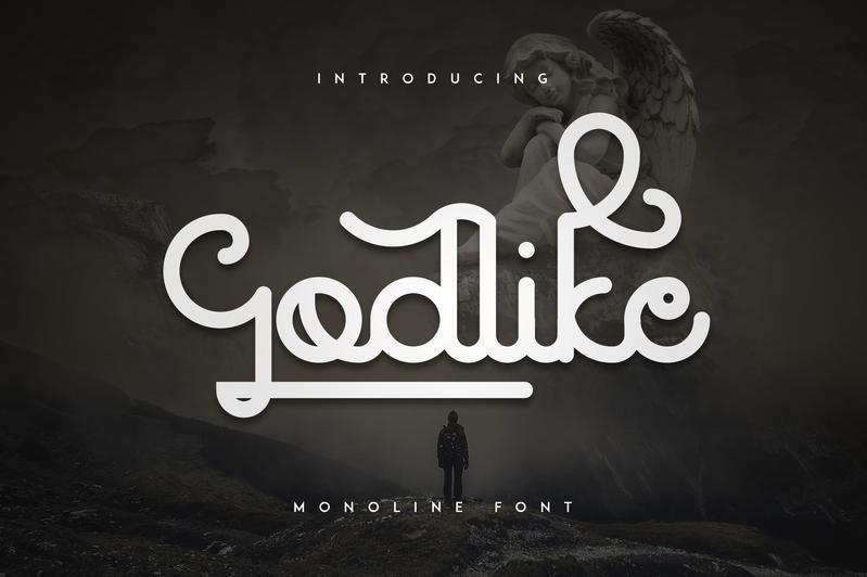 Godlike-Font
