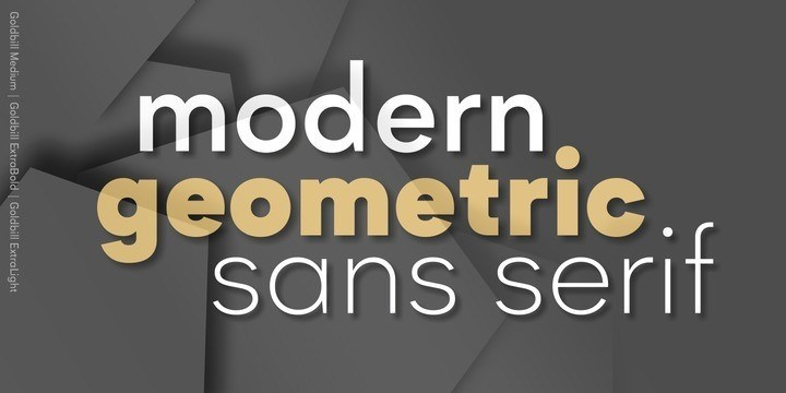Goldbill-Sans-Serif-Font-2