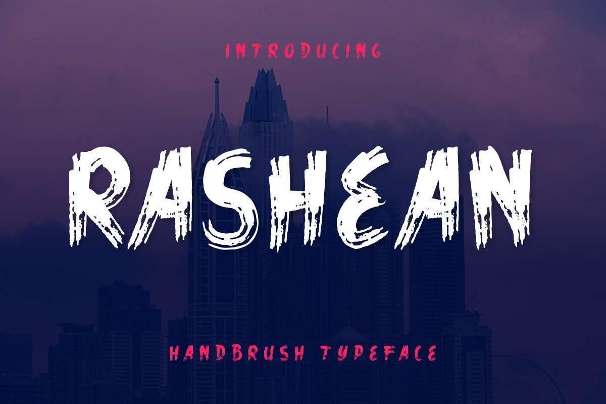Rashean-Brush-Font-1