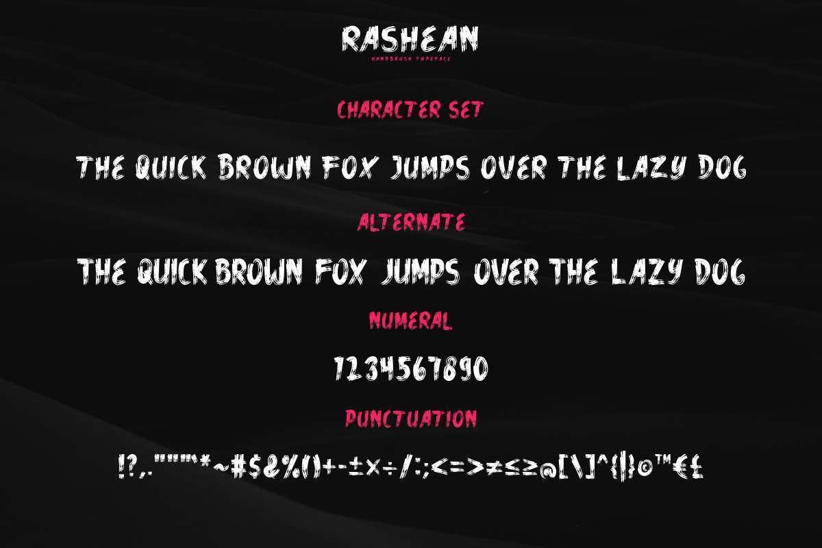 Rashean-Brush-Font-3