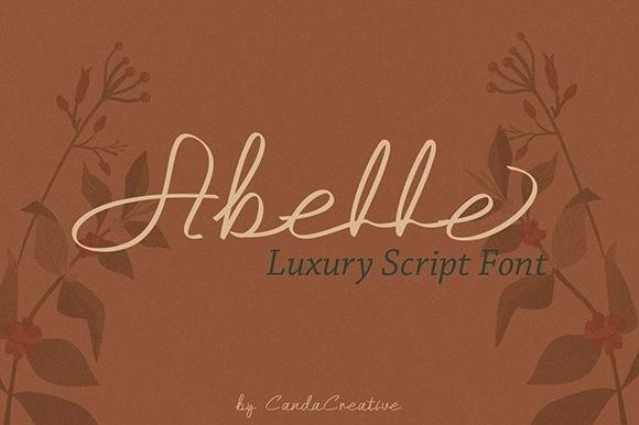 Abelle Handwritten Font