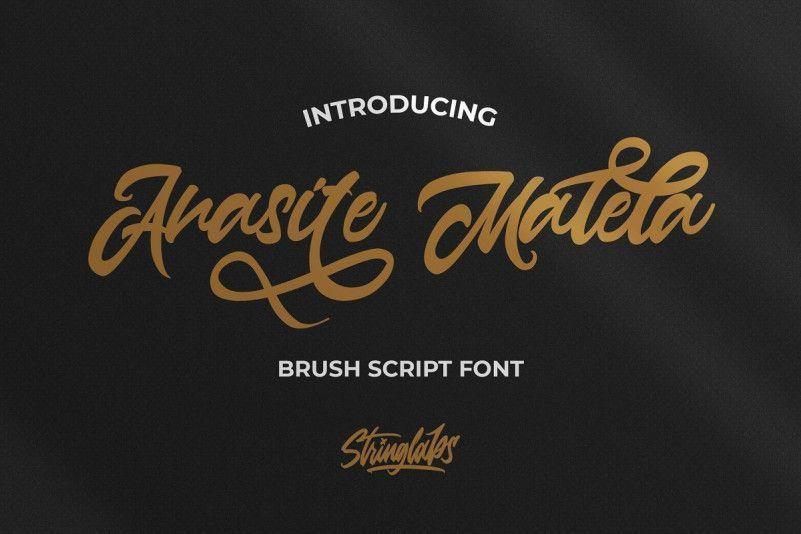 anasite-malela-font