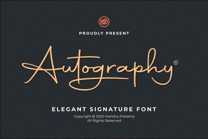 autography-font-1