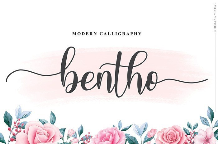 bentho-font