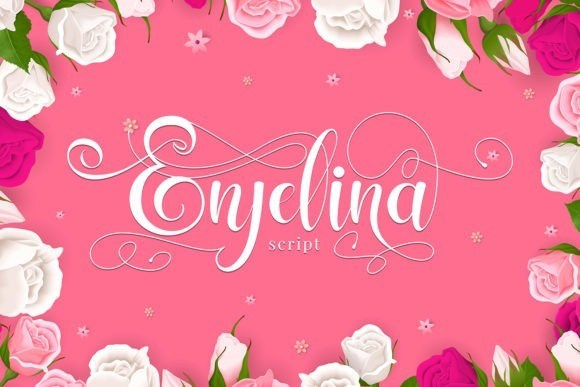 enjelina-font