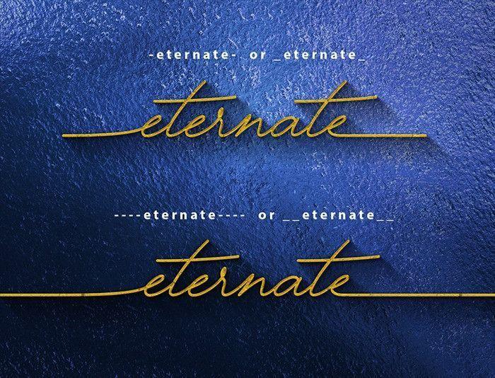 eternate-font