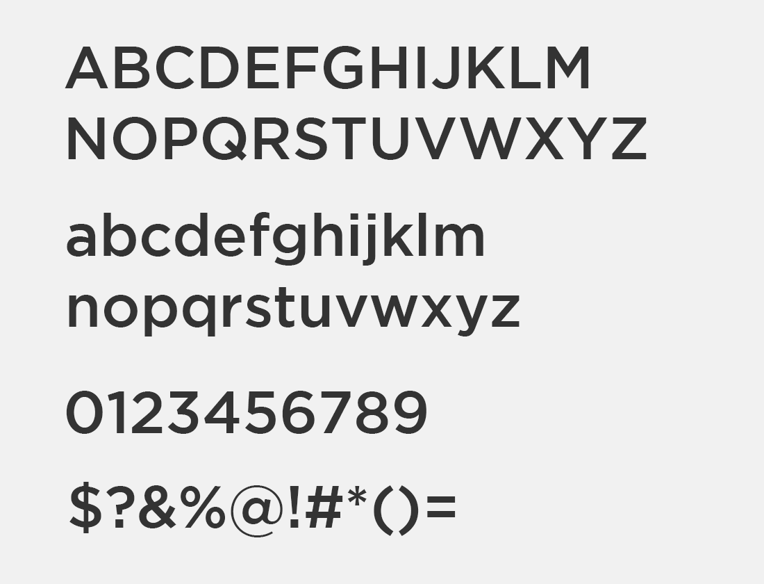 gotham medium font free