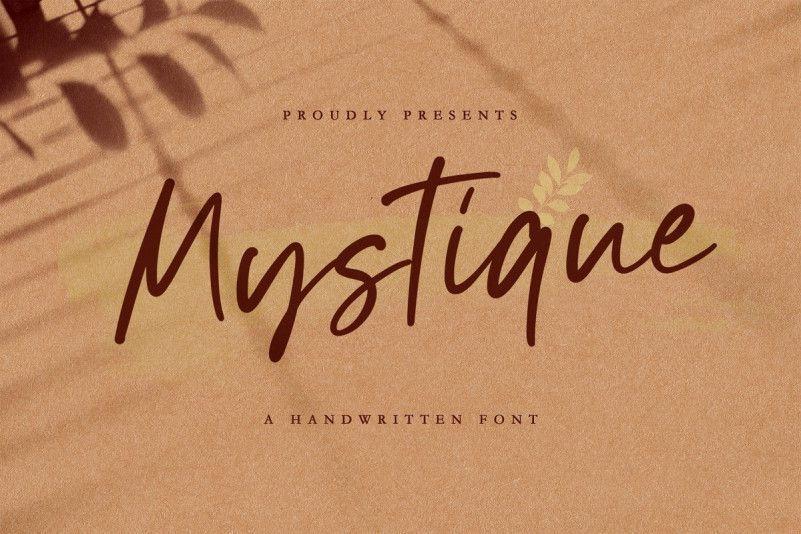mystique-font