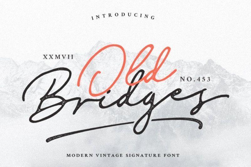 old-bridges