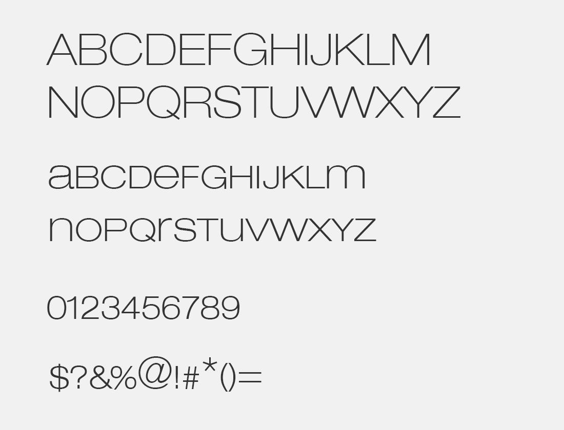 3 Lowvetica font
