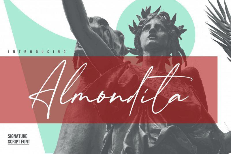 Almondita-Signature-Script-Font-1