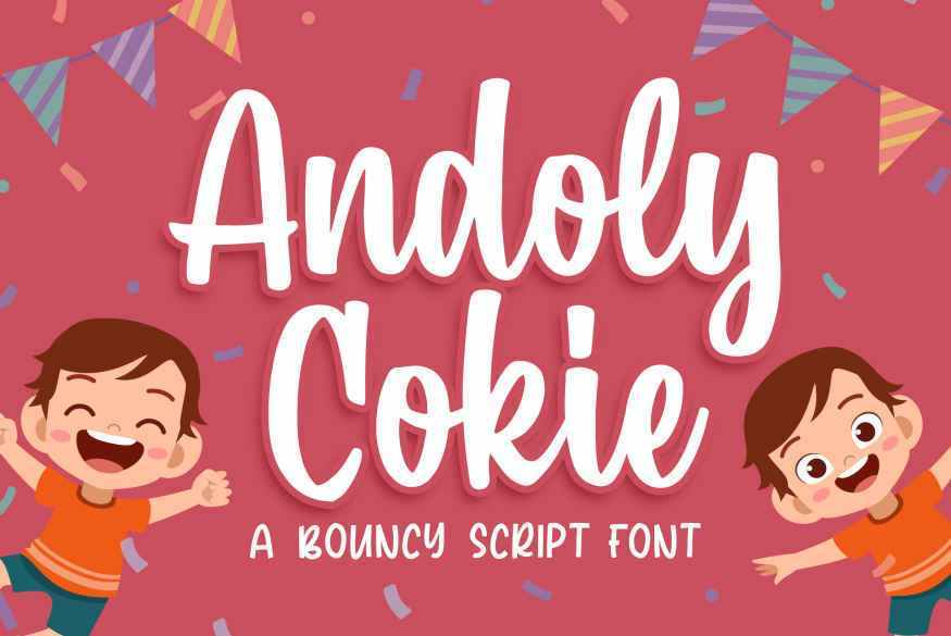 Andoly-Cokie-Font-1