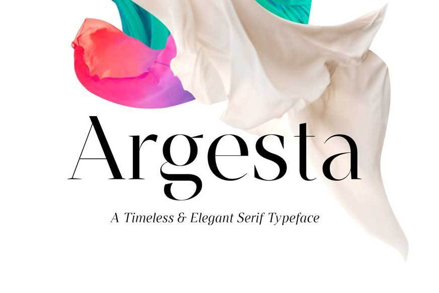 Argesta-Font-Family-1