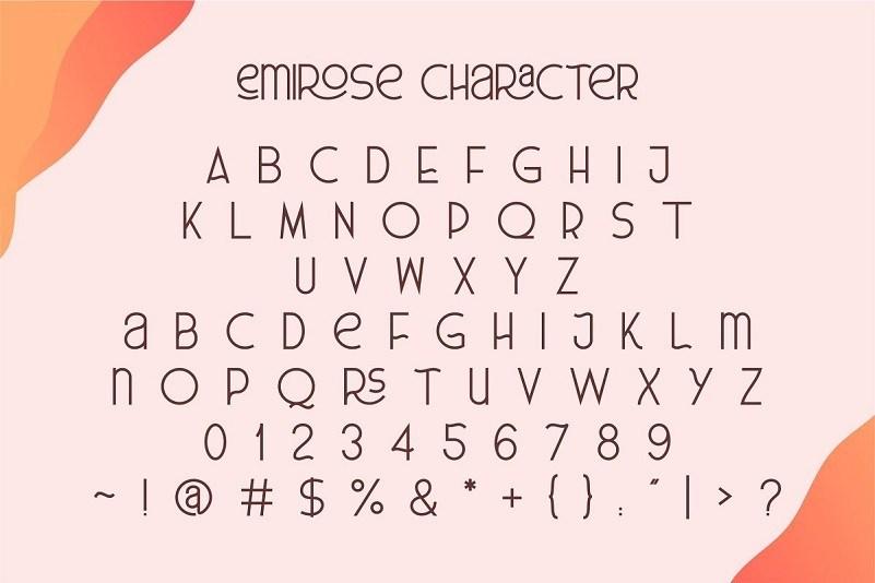 Emirose-Sans-Serif-Font-3