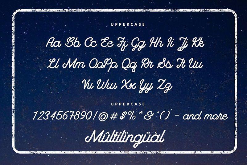Franklin-Monoline-Script-Font-3
