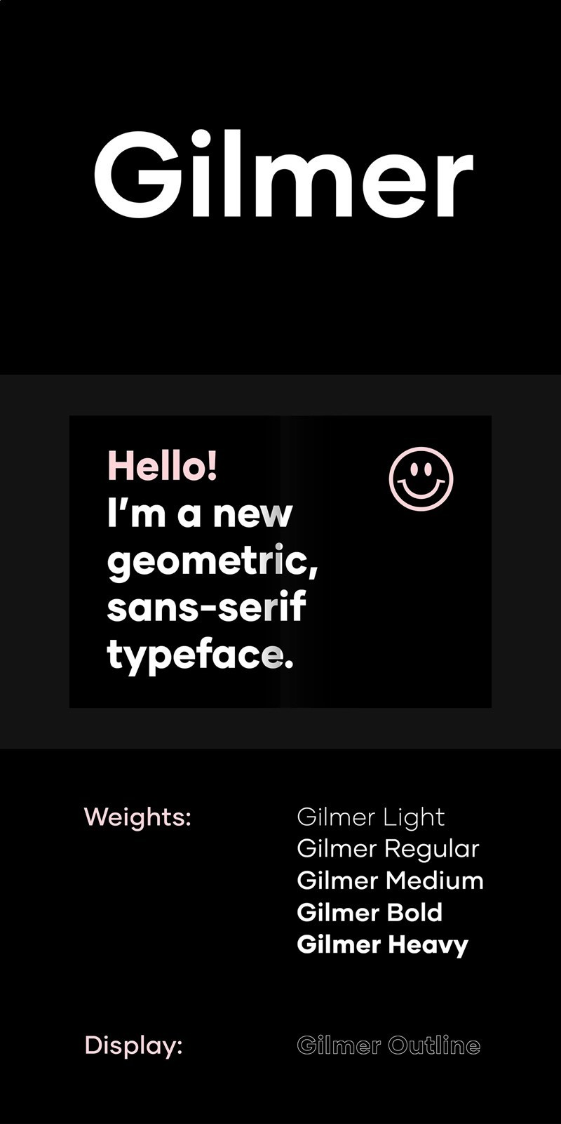 Gilmer-Font-Family-3