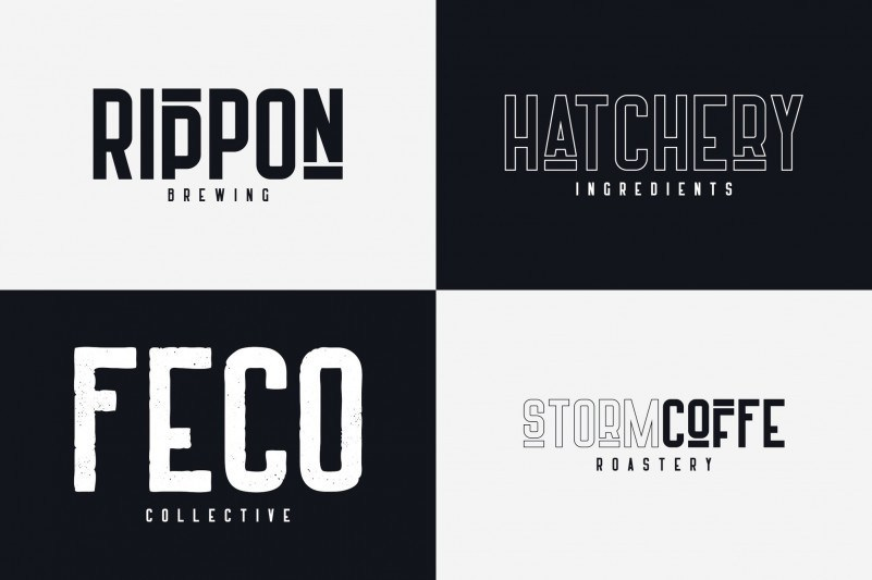 Harrison-Retro-typeface-3
