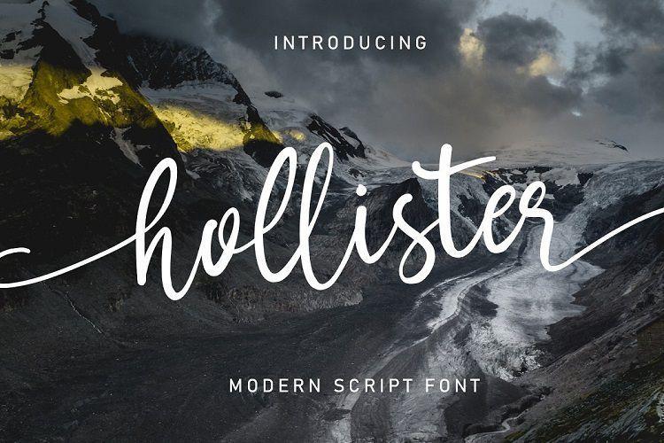 Hollister-Font
