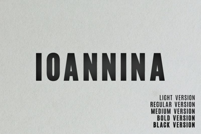 Ioannina-Sans-Font-Family-1