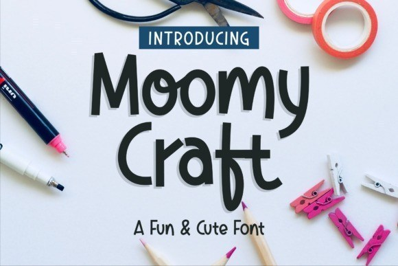 Moomy-Craft-Display-Font-1