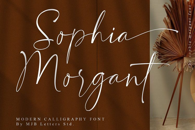 Sophia-Morgant-Modern-Calligraphy-Font-1