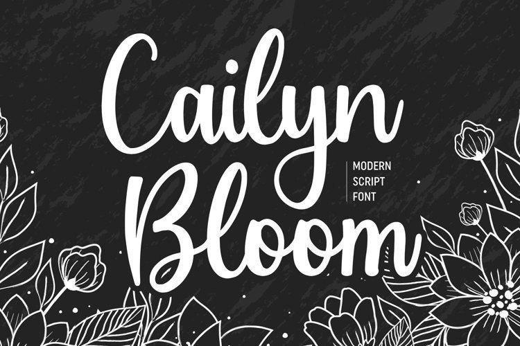 cailyn-bloom-font-1