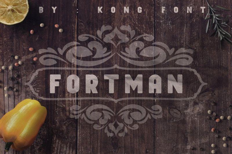 fortman-font-1
