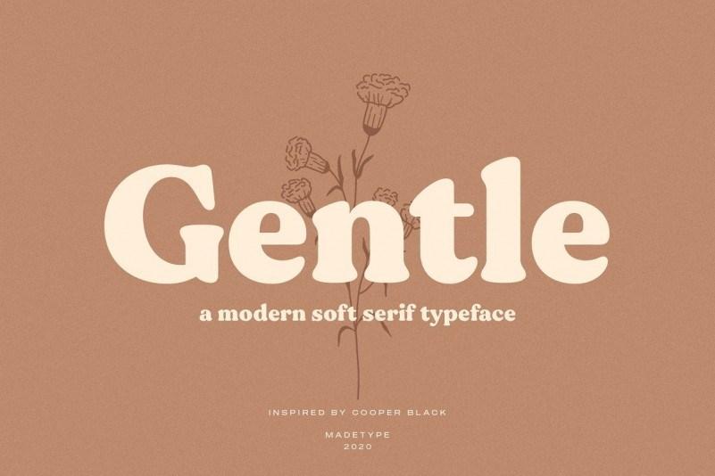 gentle-font-1