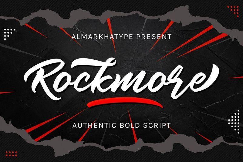 rockmore-font-1