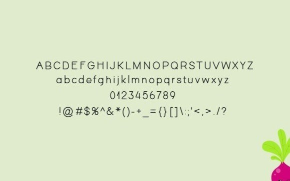 truelove-font-3