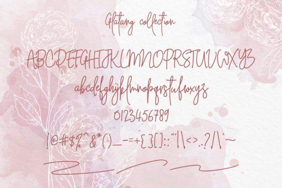 Glatang-Collection-Handwritten-Font-3