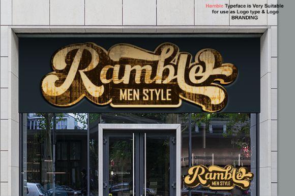 Hamble-Font-3